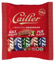 Cailler Branche L Milch 5x46g
