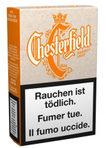 Chesterfield Naked Leaf Box