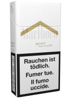 Marlboro Gold 100 Box