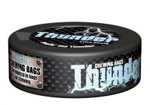 Thunder Chewing Bags Frosted 17.6g Kautabak